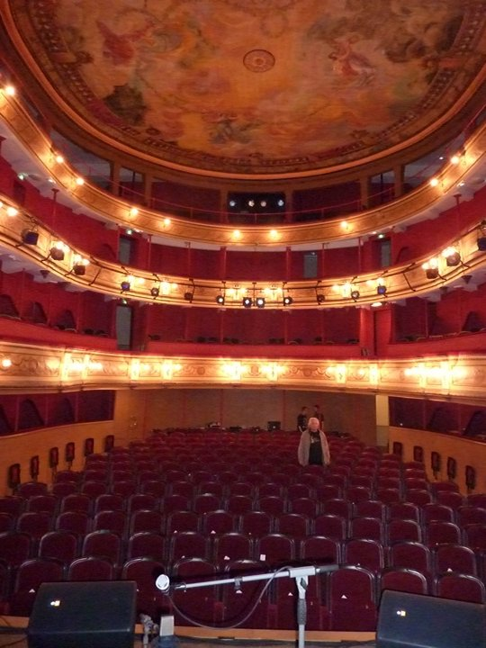 Theater in Douai, France