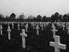 The American Cemetery in Colville sur mer