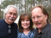 With Sandy and Perry - Texas - February 2011