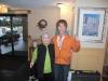 Moheji and my Mom - Williamsburg, VA 2009