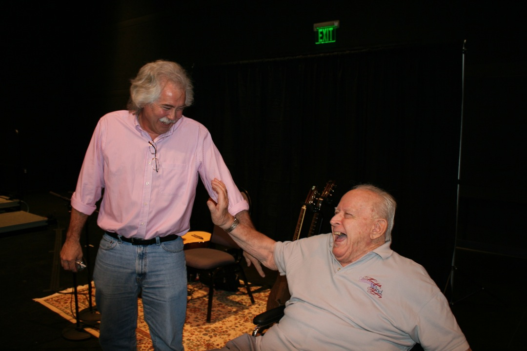 With Mr. Wohltjen in Texas 2011
